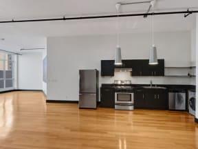 Mercantile Lofts interior 507