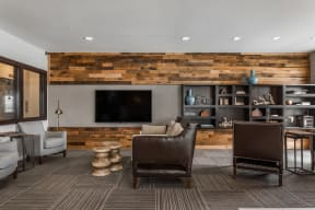 Amenity Lounge and Clubroom at 310 @ Nulu Apartments, Kentucky, 40202