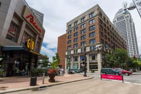 Neighborhood Places at 310 @ Nulu Apartments, Louisville, 40202