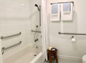 Tub Shower Combo | Farmstead at Lia Lane in Santa Rosa, CA 94928