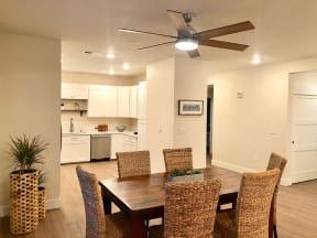 Dining Table & Kitchen | Farmstead at Lia Lane in Santa Rosa, CA 94928