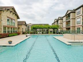 Portofino Senior Apartments Olympic Size Pool