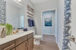 Bathroom Accessories at Alta Croft, Charlotte, NC