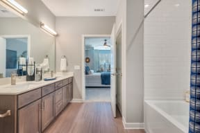 Luxurious Bathrooms at Alta Croft, Charlotte, 28269