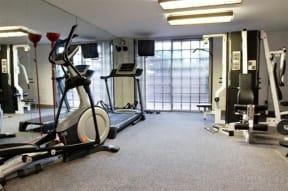 Rodney Manor  gym