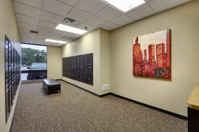 The Edina Towers Apartments in Edina, MN Mailroom