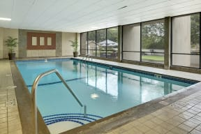 The Edina Towers Apartments in Edina, MN Indoor Pool