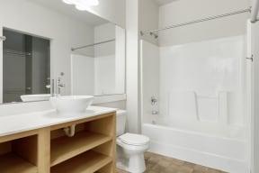 Large Studio Bathroom