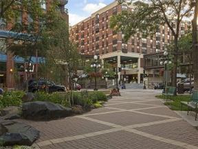Mears Park Place Apartments in Saint Paul, MN Building Exterior