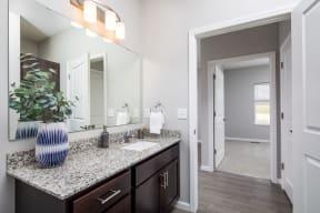 Morgan Bathroom, Edison at Spirit, Lakeville MN