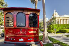 riverside trolley