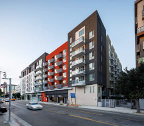 Wakaba LA - Building Exterior