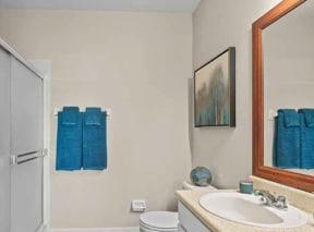 Princeton Parc Apartment Bathroom
