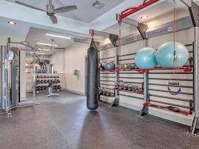 Princeton Parc Fitness Center