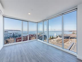 Panoramic View from 10 Clay Apartments