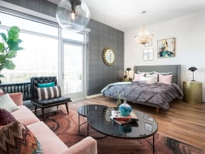 Vida North Park - Bedroom