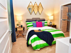 Classic Pointe at Lake CrabTree Bedroom in Morrisville, NC Apartment Homes for Rent