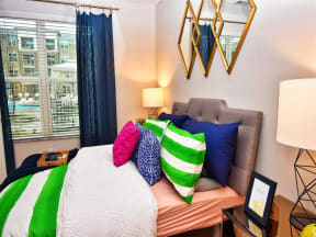 Comfortable Pointe at Lake CrabTree Bedroom in Morrisville, North Carolina Rentals