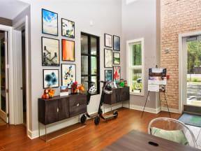 Artistic View at Pointe at Lake CrabTree Apartment Rentals for Rent in North Carolina