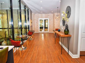 Contemporary Pointe at Lake CrabTree Lobby Area in Morrisville, NC Rentals
