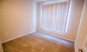 Portofino Senior Apartments Bedroom and Window