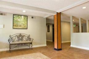 Hawthorne Apartments room