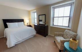 The Calvert - Bedroom