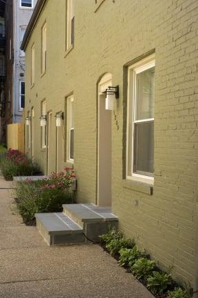 Entrances to Homes