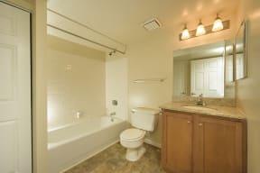 Beautifully Renovated Bathrooms