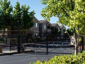 Entrance  l Vineyard Gate Apartments in Roseville CA