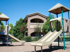 Playground l  l Vineyard Gate Apartments in Roseville CA