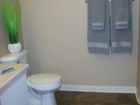 Bathroom  l  l Vineyard Gate Apartments in Roseville CA