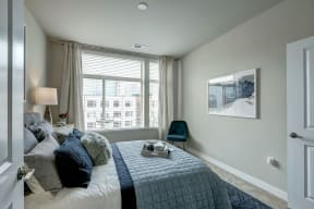 Private Master Bedroom at Highgate at the Mile, McLean