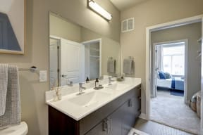Bathroom Accessories at Highgate at the Mile, Virginia, 22102