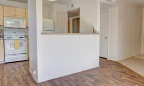 Gourmet Kitchen with Breakfast Bar at The Colony Apartments, Arizona, 85122