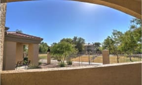 Private Patios And Balconies at The Colony Apartments, Casa Grande, 85122
