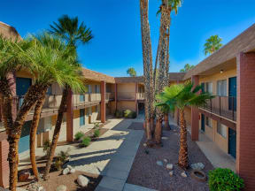 Beautiful Surroundings at Fountain Plaza Apartments, 2345 N. Craycroft