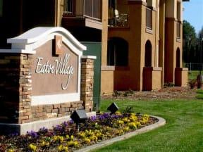 Apartments in Chico, CA - Eaton Village Entrance