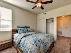 Chico, CA Apartments - Eaton Village Bedroom
