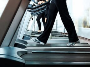 Treadmill  l Eaton Village Apartments in Chico CA
