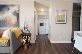 Living Room  Apts for rent in Pittsburg, CA 94565 l Kirker Creek Apartments
