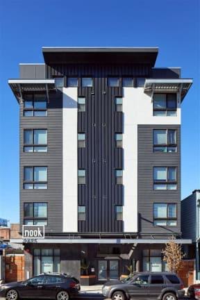 Nook building