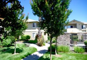 Exterior Building l The Meadows Apartments in Santa Rosa CA