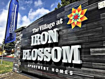 Village at Iron Blossom Signs at Village at Iron Blossom, Reno, NV