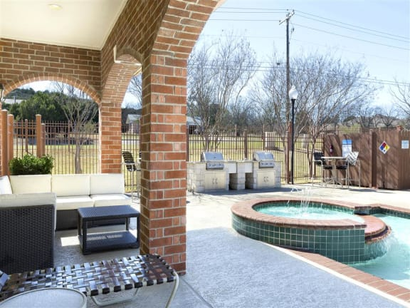 Year-Round Hot Tub at Clear Creek Meadows, Copperas Cove , 76522