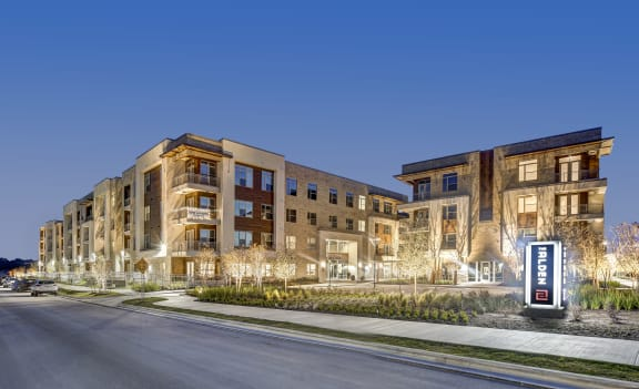 Elegant Exterior View Of Property at The Alden at Cedar Park, Cedar Park, TX, 78613