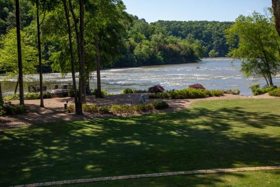 Walton on the Chattahoochee River Views