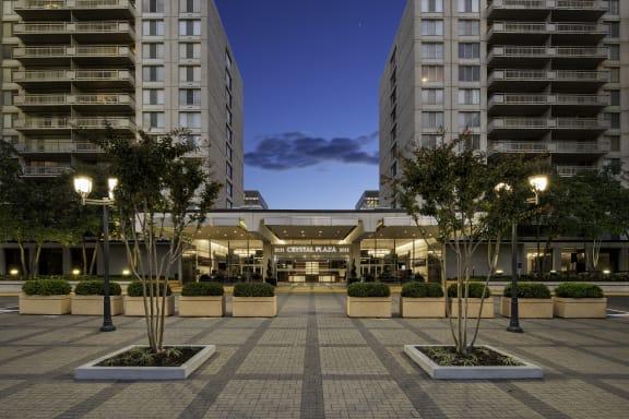 Crystal Plaza Apartments
