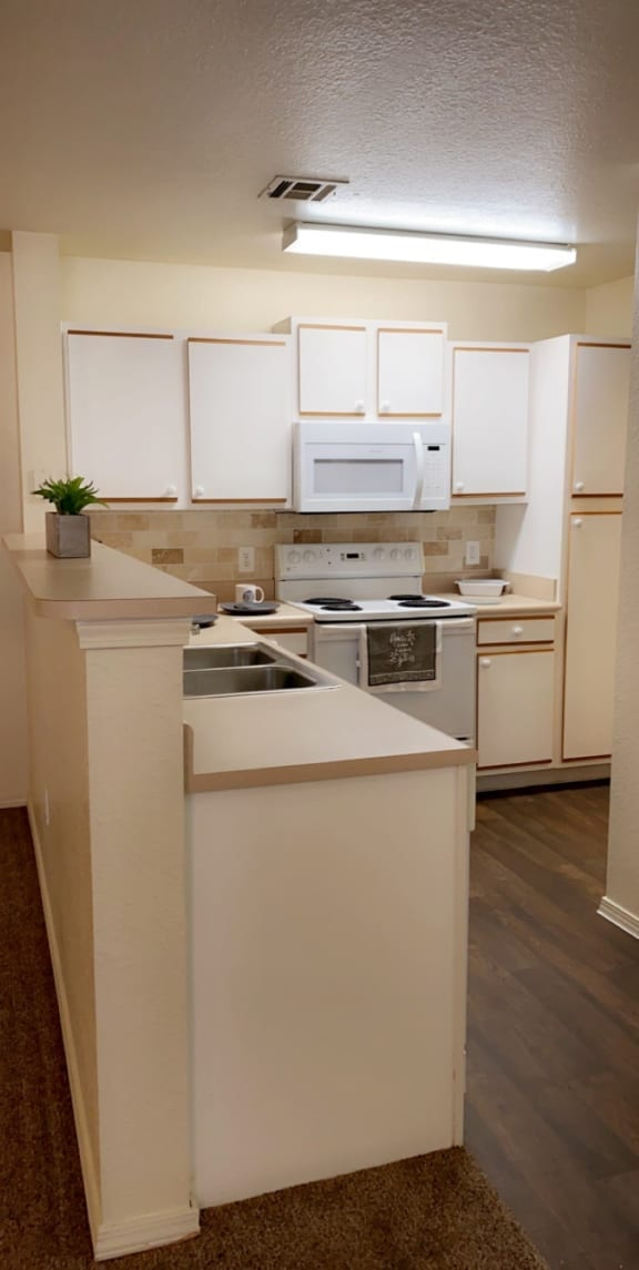 Cozy Kitchen Area