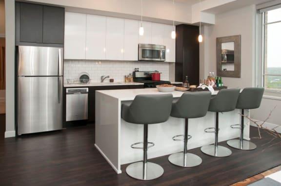 Premium Upgrades in Certain Residences at Custom House, St. Paul, Minnesota
